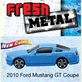 MAISTO FRESH METAL 3 - FORD MUSTANG GT 2010