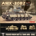 French AMX-30B2 Battle Tank - Meng - 1/35