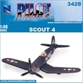 PMK  - SCOUT 4 - (SNAP) New Ray - 1/48