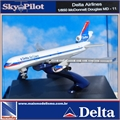 Delta - McDonnell Douglas MD-11 DELTA Airlines - New Ray - 1/850