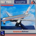 AA - Boeing 777-200 American Airlines - New Ray - 1/900