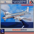 AA - Douglas DC- 7 American Airlines - New Ray - 1/550