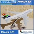PPM - Boeing 747-400 SOUTH AFRICAN AIRLINES