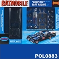 SLOT RACING KIT - BATMAN - Polar Lights - 1/32
