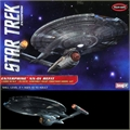 STAR TREK - Enterprise NX-01 REFIT - Polar Lights - 1/1000