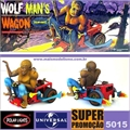 The Wolf Mans Wagon - Polar Lights