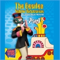 The Beatles YELLOW SUBMARINE - PAUL - Polar Lights - 1/8