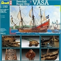 Caravela VASA - SWEDISH REGAL SHIP - Revell - 1/150