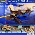 Junkers JU 88A-4 with Bombs - Revell - 1/32