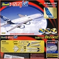 AIRBUS A380 Demonstrater - Revell easy kit - 1/288