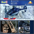 THE FLYING BULLS - EUROCOPTER EC135 - Model-Set Revell - 1/32
