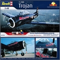 THE FLYING BULLS - T-28 TROJAN - Model-Set Revell - 1/48