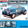1932 - FORD STREET ROD - Monogram - 1/24