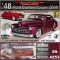 1948 - FORD CUSTOM COUPE - Revell - 1/25