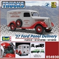 1937 - FORD PANEL DELIVERY - Revell - 1/25