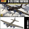 BOEING B-17G FLYING FORTRESS - PM Revell - 1/72