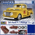 1950 - FORD F-1 Pickup 2n1 - Revell - 1/25