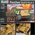 Panther Ausf.D / Ausf.A - Revell - 1/72