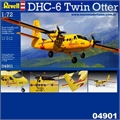 De Havilland DHC-6 TWIN OTTER - Revell - 1/72