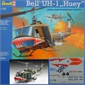 Bell UH-1 Huey - Revell - 1/24