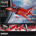 BAe HAWK T.1 Red Arrows - Revell - 1/72
