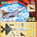 F-16 FIGHTING FALCON - Revell easy kit - 1/100