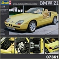 BMW Z1 Cabriolet - Revell - 1/24