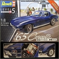 1965 - Corvette STING RAY - Revell - 1/8