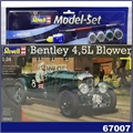 1930 - BENTLEY 4,5l Blower - Model Set Revell - 1/24