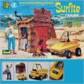 ED ROTH - SURFITE with Figure - Revell