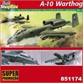 A-10 Warthog - Snap-Tite Revell - 1/72