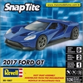 2017 - Ford GT - Snap Tite Revell - 1/24