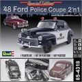 1948 - Ford POLICE COUPE - Revell - 1/25