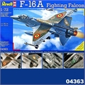 F-16 A Fighting Falcon - Revell - 1/72