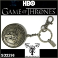 Chaveiro de Metal GAME OF THRONES - GREY JOY