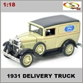 1931 - DELIVERY TRUCK - Signature - 1/18
