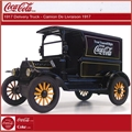 1913 - DELIVERY TRUCK COCA-COLA - Motorcity - 1/24