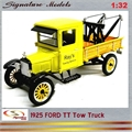 1925 - FORD TT PICKUP Tow Truck - Signature - 1/32