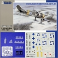 FOKKER D.XXI 4 Sarja with Wasp Junior Engine - MPM Special Hobby - 1/48