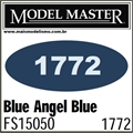 Tinta Model Master 1772 Esmalte AZUL BLUE ANGELS Brilho FS15050 - 14,7ml