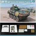 LAV-25 SLEP (Service Life Extension Program) - Trumpeter - 1/35