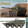 B1 Centauro AFV (Early Version) - Trumpeter - 1/35