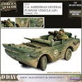 US Amphibian GP Vehicle (1944) - UNIMAX - 1/32