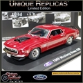 1969 - Ford MUSTANG Boss 429 - Unique - 1/38