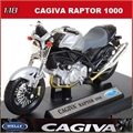CAGIVA RAPTOR 1000 - Welly - 1/18
