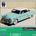 1953 - Ford Crestiline VICTORIA - Welly - 1/24