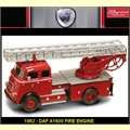 1962 - DAF A1600 FIRE ENGINE - Yatming - 1/43