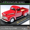 1948 - Ford F-1 PICK-UP Vermelha - Yatming - 1/43