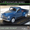 1950 - GMC PICK-UP Azul - Yatming - 1/43