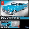 1957 - Chevy BEL AIR - AMT - 1/25